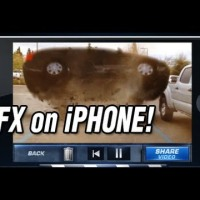 Make Helicopter explode: Action Movie FX app offers action-packed special effects!!!