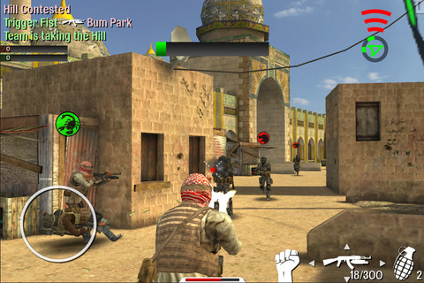 Amazing gaming experience with call of duty for iphone | free.