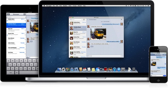 how to connect my phone to imessage on mac